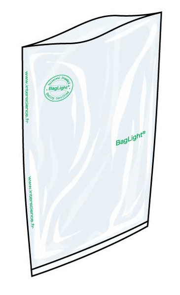 Lab Blender Bags, Box of 250, 3500ml PolySilk, No filter