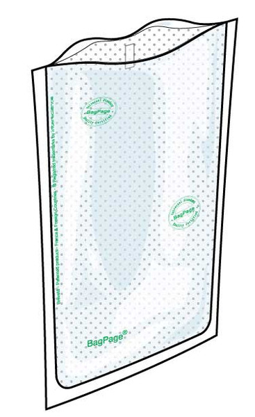 Lab Blender Bags, 500 per box 400 ml Non-woven lateral filter P