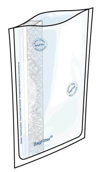 Lab Blender Bags 500 per box, 400mL Full-page filter