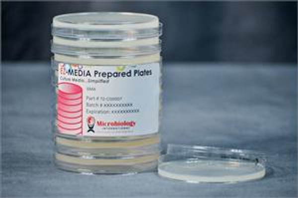 EZ-Media Standard Methods Agar Prepared Plates (20 Plates)