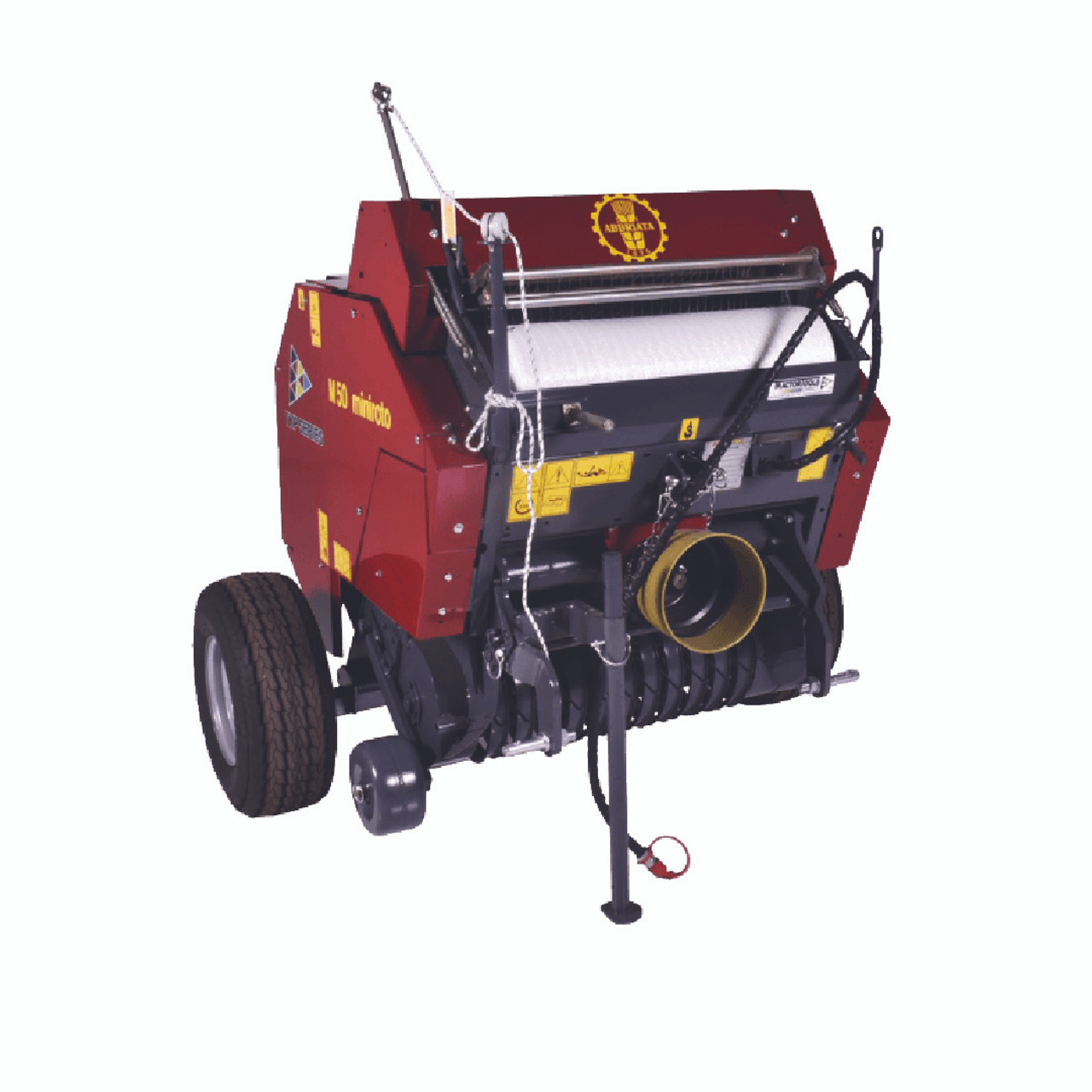 TXP33 Mini Round Baler with Net Wrap