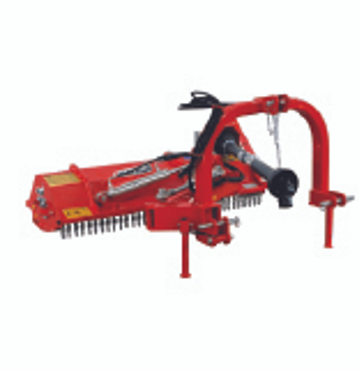 TS52 Hydraulic Offset Flail Mower