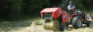 """Why not just buy a square baler?"""