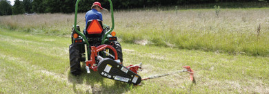 When is a Sickle Bar Mower the Right Choice for your Operation?