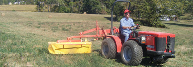 Calculating Acres Per Hour for a Mower