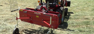 The Belt Rake—An Exceptional Choice for Small-Farm Hay Production