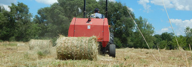 Getting Started in Small-Farm Hay Production