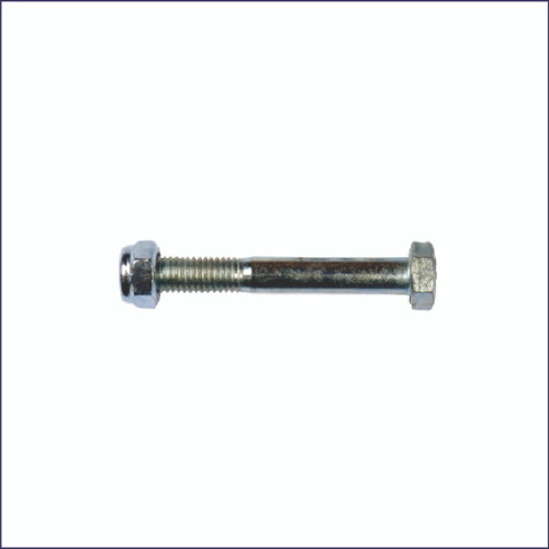 M60 Square Baler M8 Flywheel Shear Bolt and Lock Nut Combo, Pack of 12