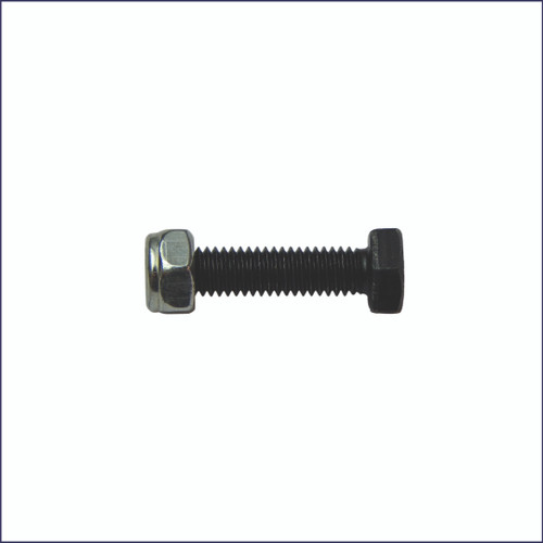 TX31 Baler Shear Bolt & Lock Nut Combo, Pack of 12