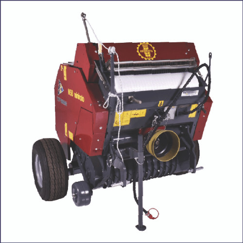 TXP33 Mini Round Baler with Net Wrap and 3 Point Hitch by Abbriata