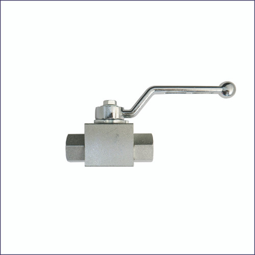 On/Off Hydraulic Valve