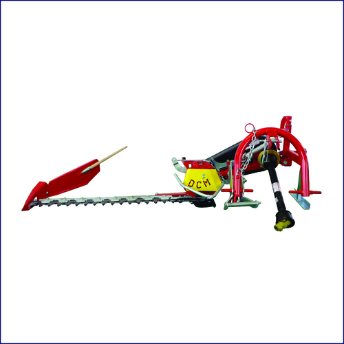 Ibex TX59 Subcompact Sickle Bar Mower with Mechanical Lift