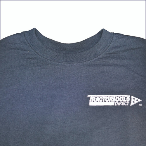 Tractor Tools Direct Dark Blue T-Shirt