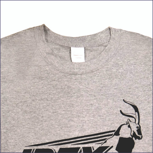 Ibex Gray T-Shirt