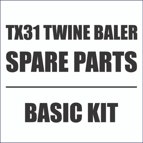 Basic Spare Parts Kit for TX31 Twine Wrap Balers