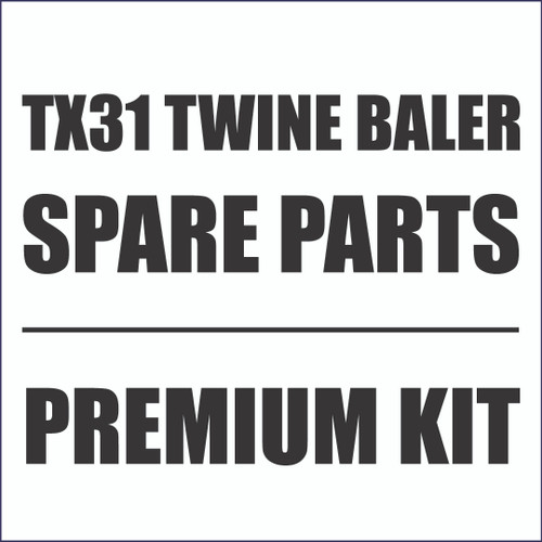 Premium Spare Parts Kit for TX31 Twine Wrap Balers
