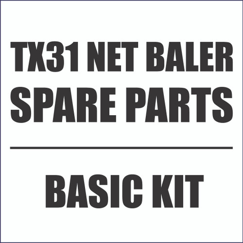 Basic Spare Parts Kit for TX31 Net Wrap Balers
