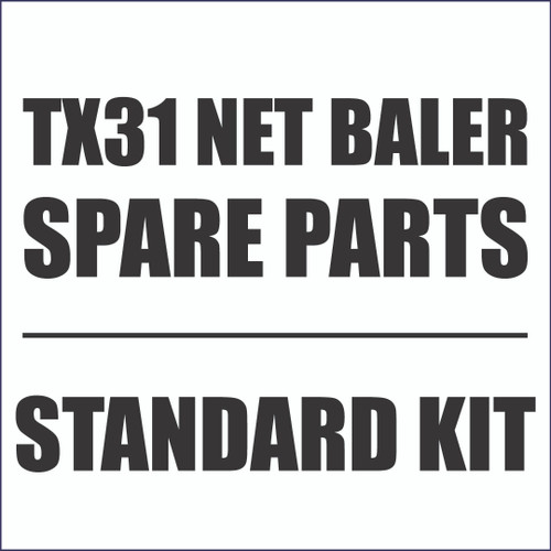 Standard Spare Parts Kit for TX31 Net Wrap Balers