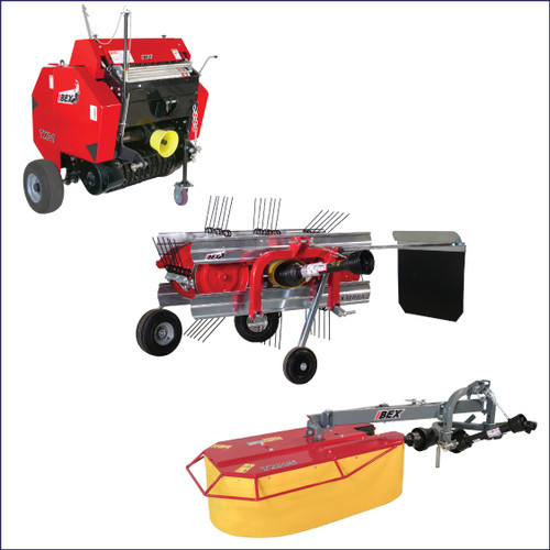 Subcompact Pro Hay Package