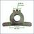 Molon Belt Rakes - Belt Bushing - All Models Except 120 Mini