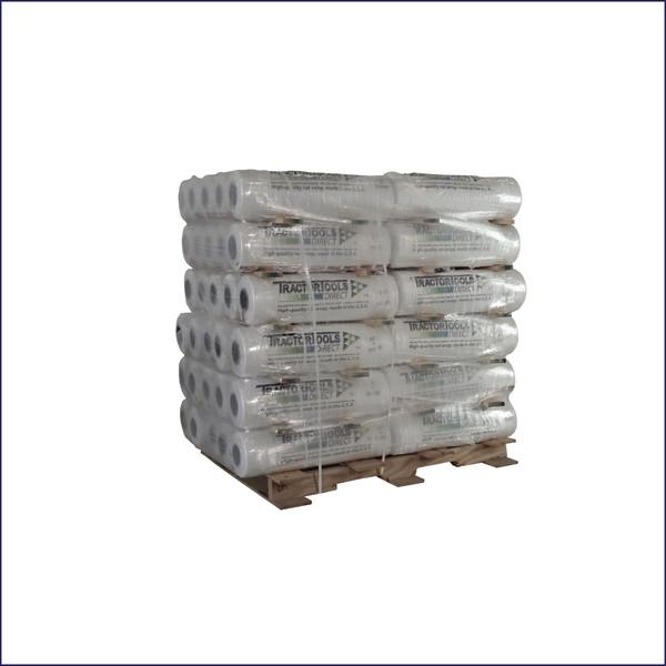 """Net wrap, 5000' x 26"""" (27"""" roll), pallet of 60 rolls"""