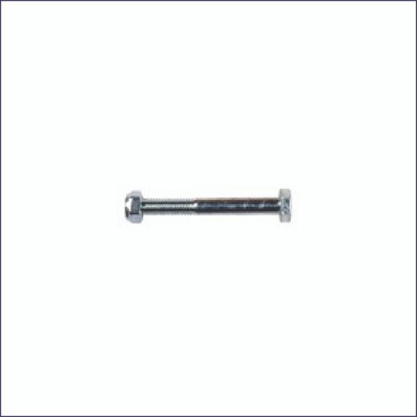 M60 Square Baler M5 Transmission Sprocket Shear Bolt & Lock Nut Combo, Pack of 12