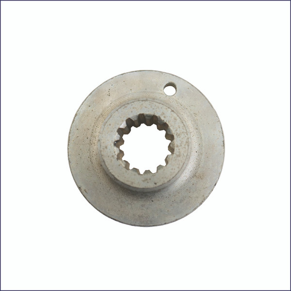 Main Drive Shear Bolt Plate - TX31