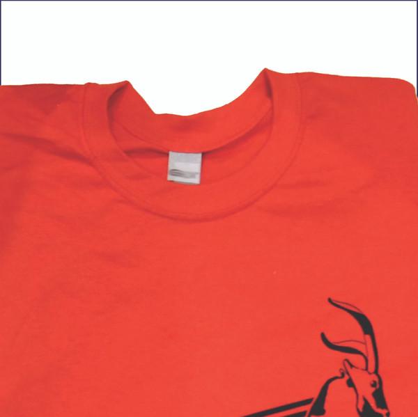 Ibex Red T-Shirt