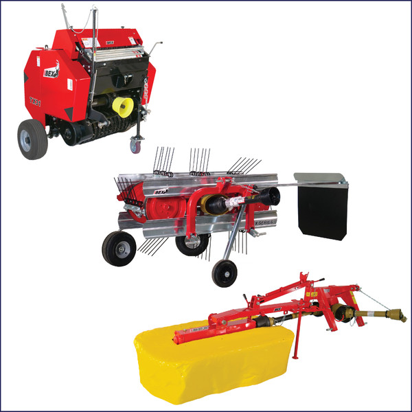 Compact Pro Hay Package