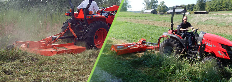 Brush Hog or Flail Mower: Which One Is Best For My Operation?