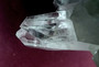 """5.5"""" Large Lemurian Quartz Crystal Record Keeper Cluster Activation Self-Healed"""