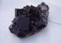 BIG Deep Purple Fluorite Cubes on Sphalerite Elmwood Mine Gorgeous!