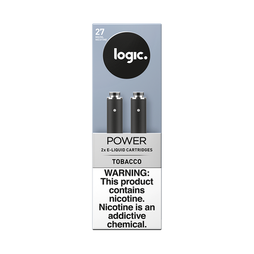 Logic Power Cartridges 2 PACK - BOX of 10