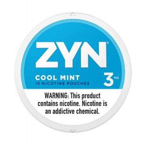 ZYN 3 MG COOL MINT 5CT