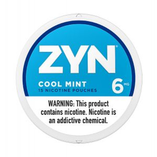 ZYN 6 MG COOL MINT 5CT