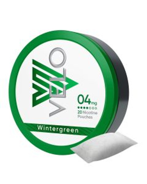 Velo Pouch Wintergreen 4MG 5 CANS