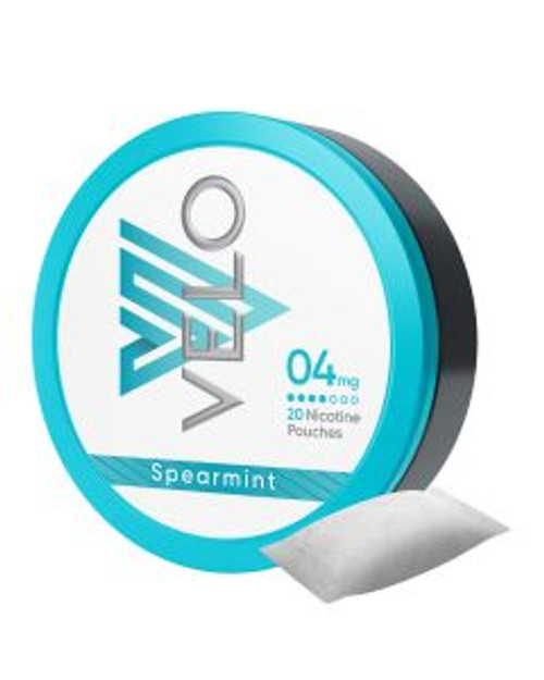 Velo Pouch Spearmint 4MG 5 CANS