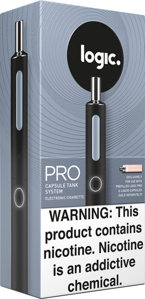 Logic Pro Vaporizer Kit box of 5