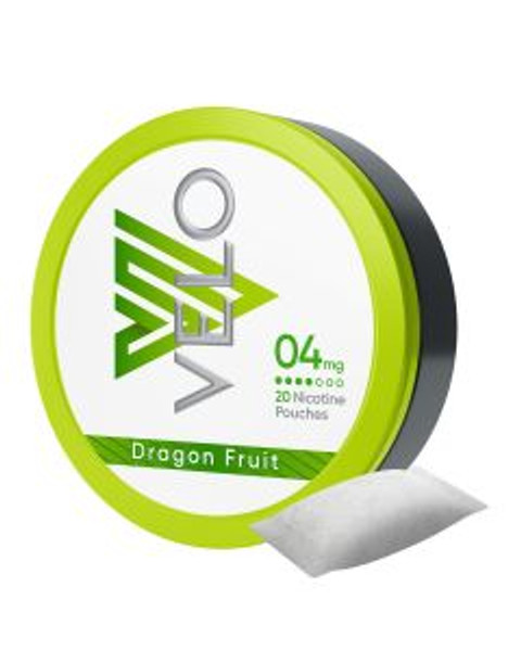 Velo Pouch Dragon Fruit 4MG 5 CANS