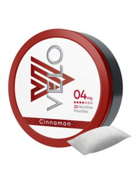 Velo Pouch Cinnamon 4MG 5 CANS