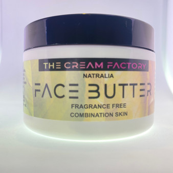 Face Butter for Combination Skin