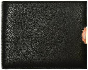 Brioni Wallet 8 Card Leather Black