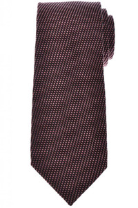 Tom Ford Tie Woven Silk Copper Brown
