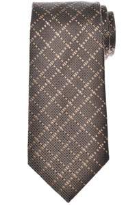 Tom Ford Tie Woven Silk Brown