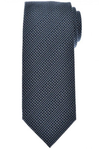Tom Ford Tie Woven Silk Blue Stripe