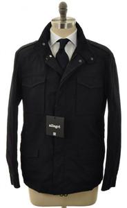 Allegri Outerwear Military Field Coat Jacket 56 XXLarge Blue
