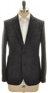 Boglioli Sport Coat Jacket 2B Wool Blend Medium 40 50 Gray Blue