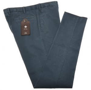 PT01 Pantaloni Torino Evo Slim Pants Cotton Stretch 38 54 Green