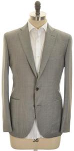 Boglioli 'Hampton' Sport Coat Jacket 3B Wool Cashmere 40 50 Gray