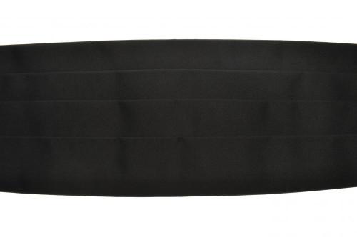 Brioni Cummerbund Silk Black 03CM0101